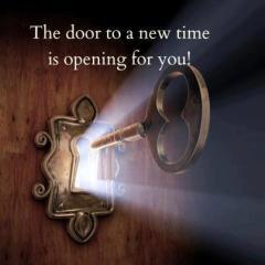 de deur naar jouw droom